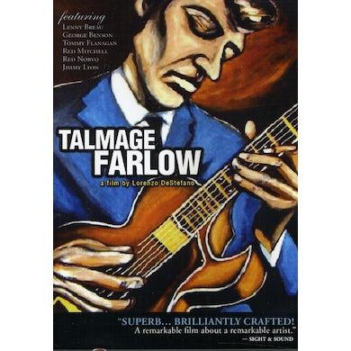 Tal Farlow TALMAGE FARLOW: A FILM BY LORENZO DESTEFANO DVD