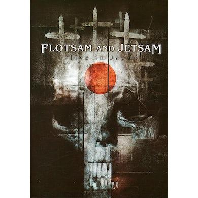 Flotsam & Jetsam LIVE IN JAPAN DVD