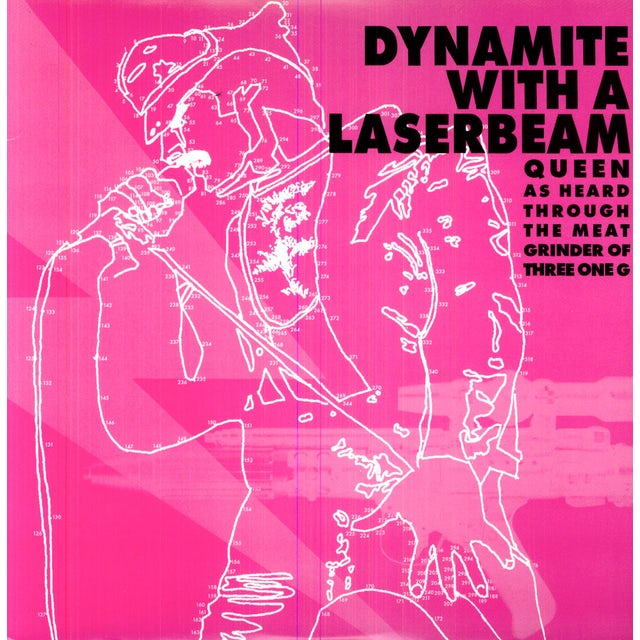 Dynamite With A Laser Beam / Various Vinyl Record