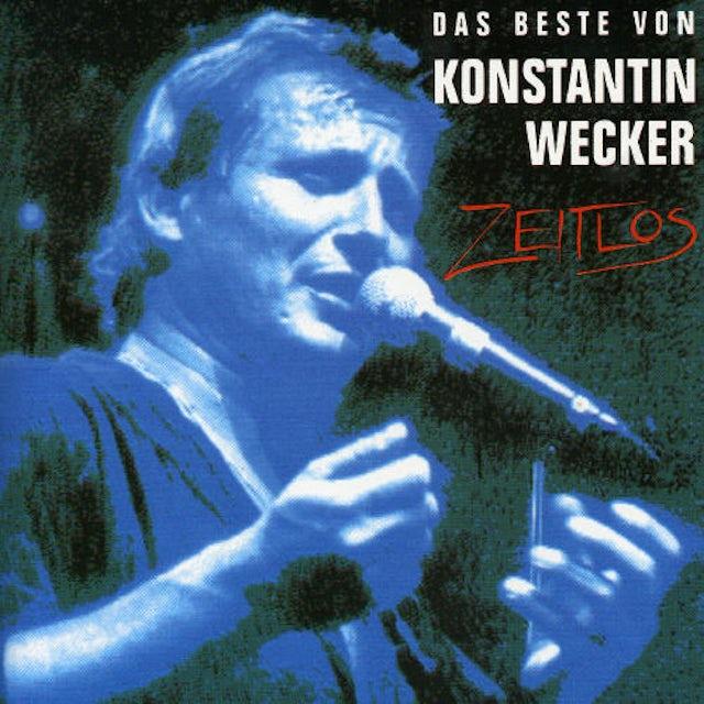 Konstantin Wecker ZEITLOS CD