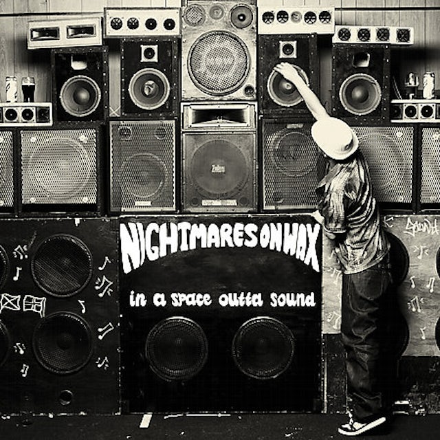 Nightmares On Wax IN A SPACE OUTTA SOUND Vinyl Record