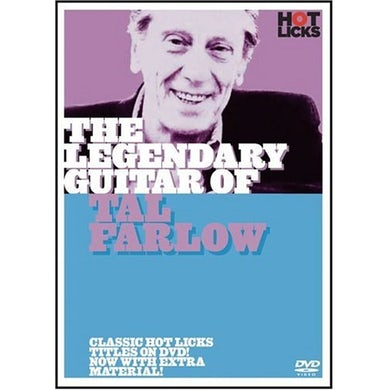 Tal Farlow LEGENDARY GUITAR OF DVD