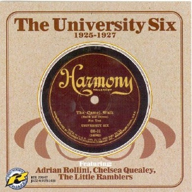 University Six 1925-1927 CD