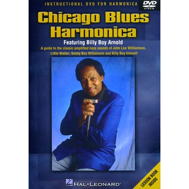 CHICAGO BLUES HARMONICA DVD