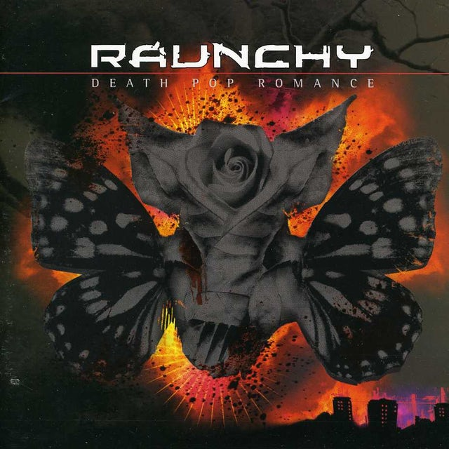 Raunchy DEATH POP ROMANCE CD