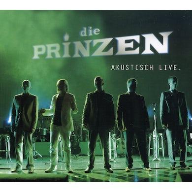 Die Prinzen AKUSTISCH & LIVE CD