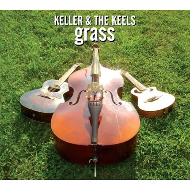 Keller Williams GRASS CD