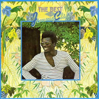 Jimmy Cliff BEST OF CD
