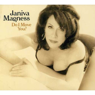 Janiva Magness DO I MOVE YOU CD