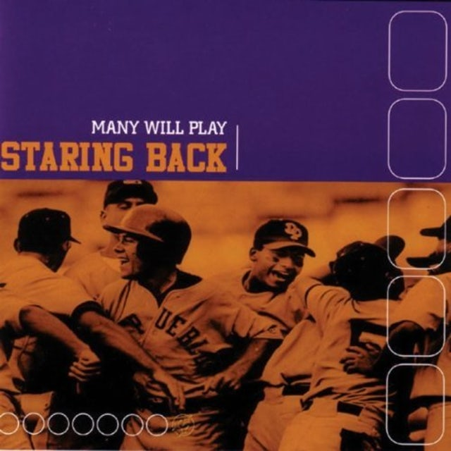 Staring Back MANY WILL PLAY CD