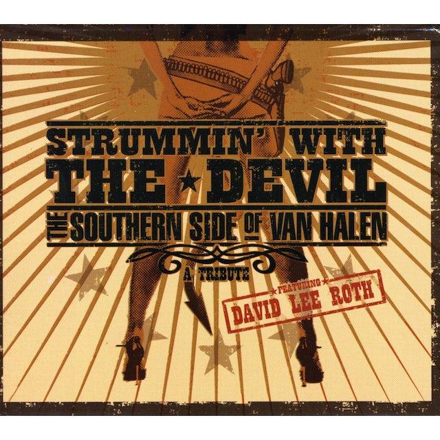 David Lee Roth STRUMMIN WITH THE DEVIL: SOUTHERN SIDE VAN HALEN CD