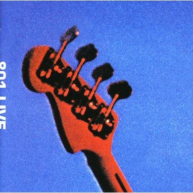 Phil Manzanera 801 LIVE CD