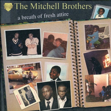 Mitchell Brothers BREATH OF FRESH ATTIRE CD