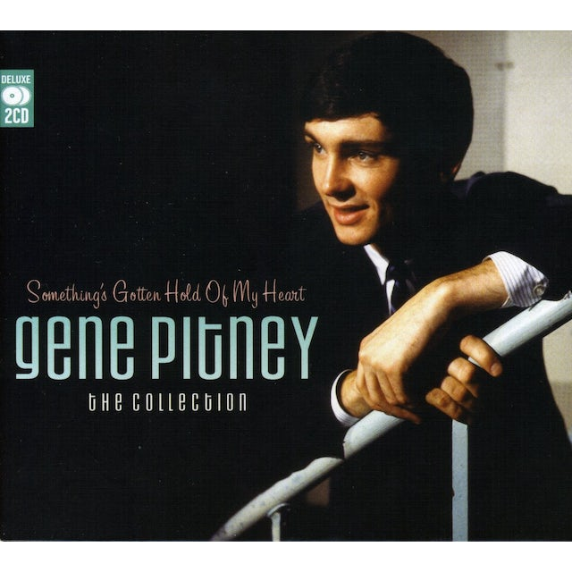 Gene Pitney SOMETHING GOTTEN HOLD OF MY HEART: COLLECTION CD