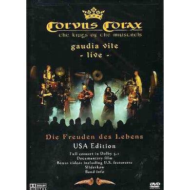 GAUDIA VITE LIVE DVD