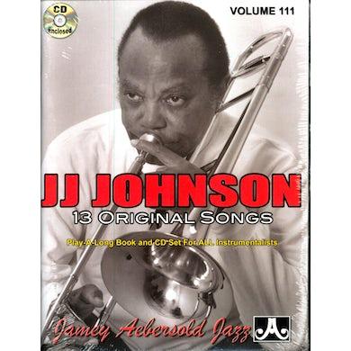 Jamey Aebersold JJ JOHNSON: 13 ORIGINAL SONGS CD