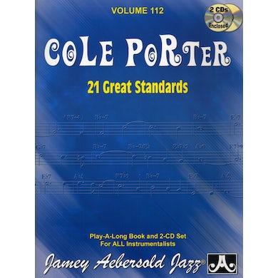 Jamey Aebersold COLE PORTER: 21 GREAT STANDARDS CD