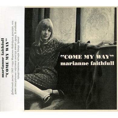 Marianne Faithfull COME MY WAY CD