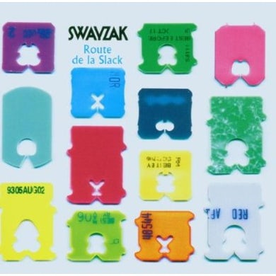Swayzak ROUTE DE LA SLACK: REMIXES & RARITIES CD
