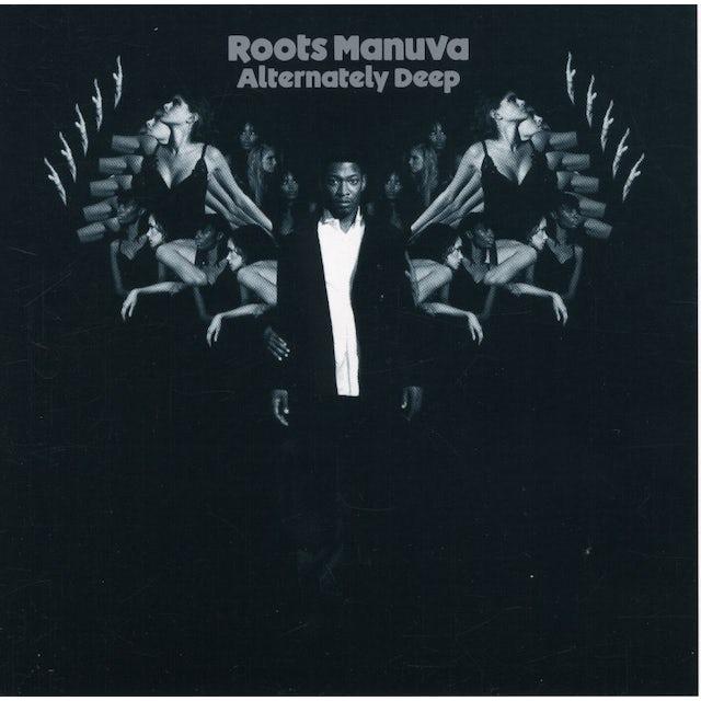 Roots Manuva ALTERNATELY DEEP CD