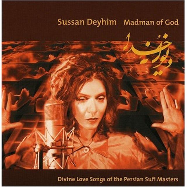 Sussan Deyhim MADMAN OF GOD CD