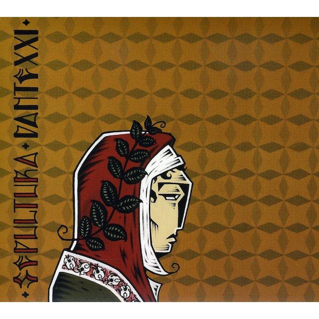 Sepultura DANTE XXI CD