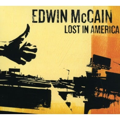 Edwin McCain LOST IN AMERICA CD