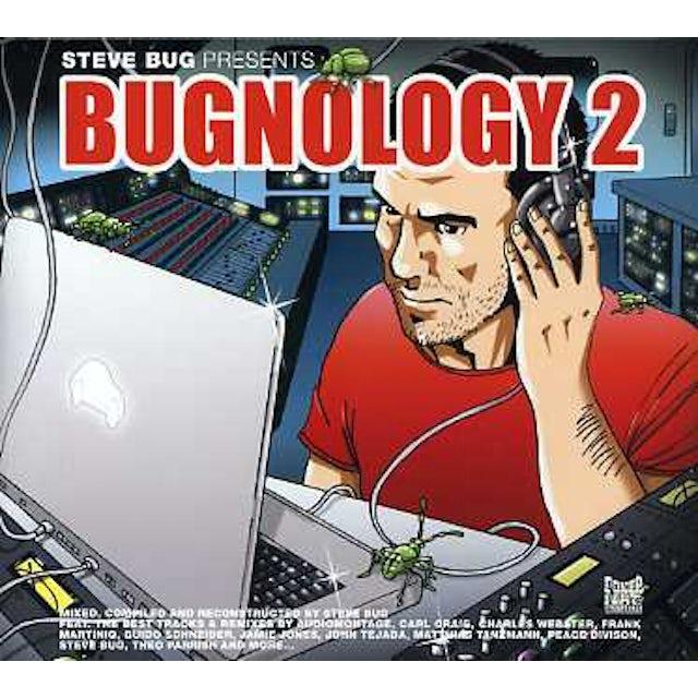 Steve Bug BUGNOLOGY 2 CD