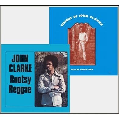 John Clarke ROOTSY REGGAE: VISIONS OF CD