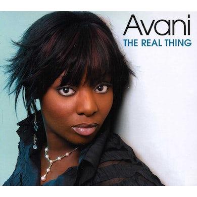 Avani REAL THING CD