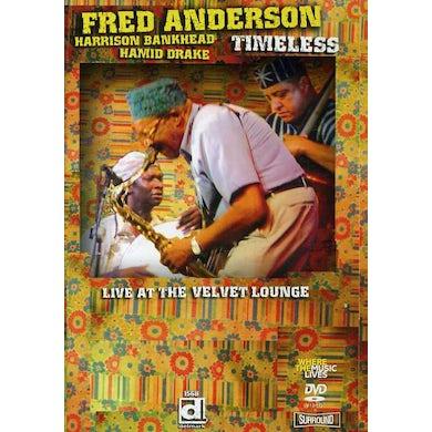 TIMELESS LIVE AT THE VELVET LOUNGE DVD