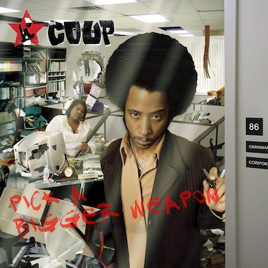 Coup PICK A BIGGER WEAPON CD
