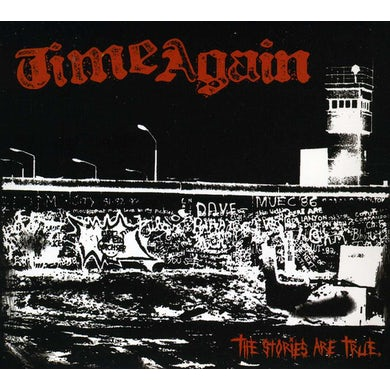 Time Again STORIES ARE TRUE CD
