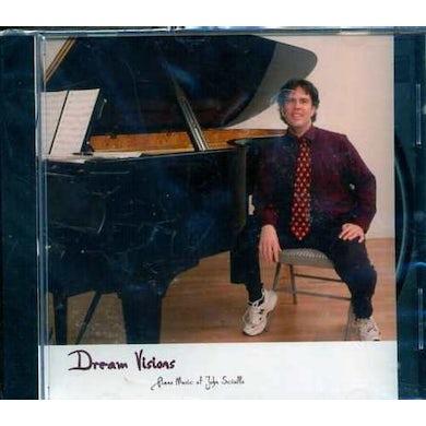 John Sciullo DREAM VISIONS CD