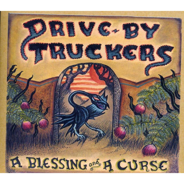 Drive-By Truckers BLESSING & A CURSE CD