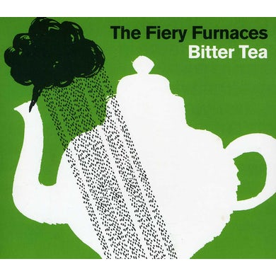 Fiery Furnaces BITTER TEA CD