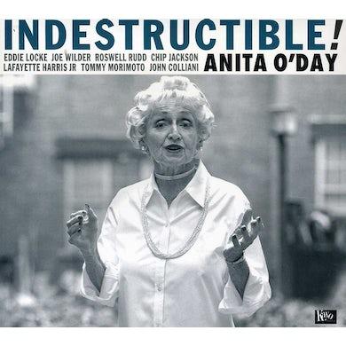 Anita O'Day INDESTRUCTIBLE CD
