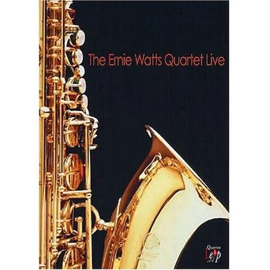 Ernie Watts LIVE DVD