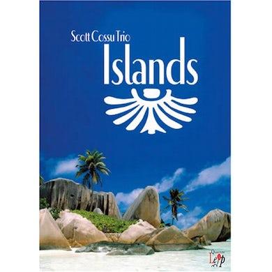 Scott Cossu ISLANDS DVD