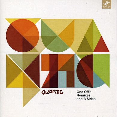 Quantic ONE OFFS REMIXES & B SIDES CD