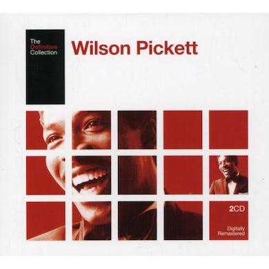 Wilson Pickett DEFINITIVE SOUL CD
