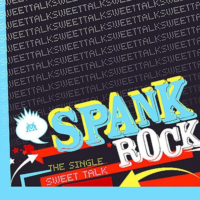 Spank Rock SWEET TALK Vinyl Record
