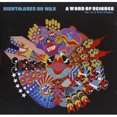 Nightmares On Wax WORD OF SCIENCE CD