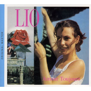 Lio AMOUR TOUJOURS CD