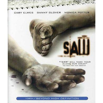 SAW Blu-ray