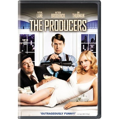 PRODUCERS (2005) DVD
