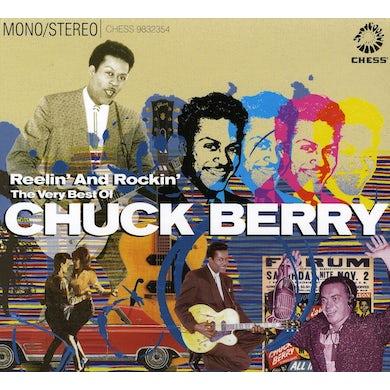 Chuck Berry REELIN & ROCKIN: THE VERY BEST OF CD