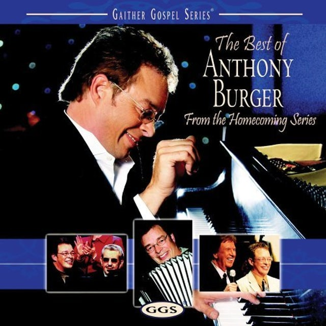 BEST OF ANTHONY BURGER CD