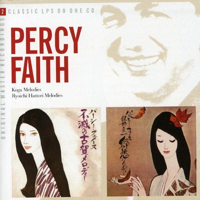 Percy Faith KOGA MELODIES / RYOICHI HATORI MELODIES CD