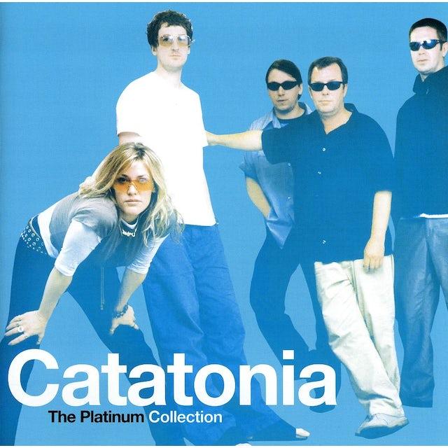 Catatonia PLATINUM COLLECTION CD